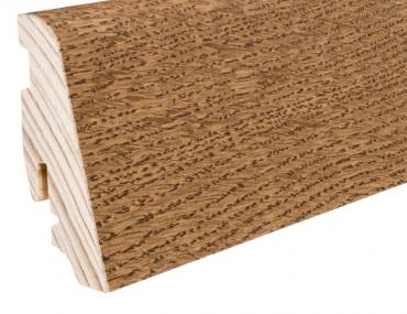 Finierētas grīdlīstes haro fumed oak eļļots 410708