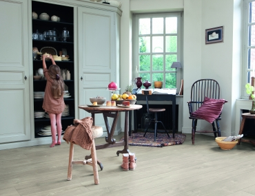 Quick-Step lamināts Largo Dominicano oak grey LPU1663 32. klase