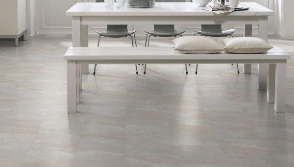 Vinila grīda Wicanders Hydrocork Chalked Grey Stone b5v6001