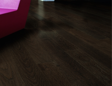 Trīsslāņu parkets Quick-Step Castello Coffee Brown Oak Matt CAS1352S