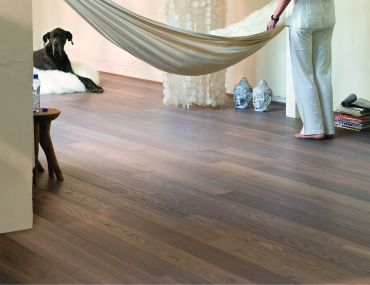 Trīsslāņu parkets Quick-Step Cappuccino oak oiled CAS1478S