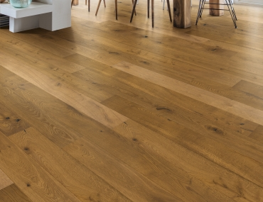 Trīsslāņu parkets Quick-Step Barrel brown oak oiled CAS3897S
