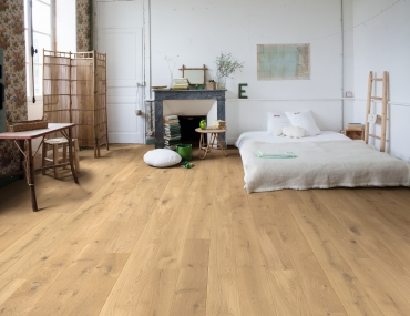 Trīsslāņu parkets Quick-Step Compact Country raw oak extra matt COM3097