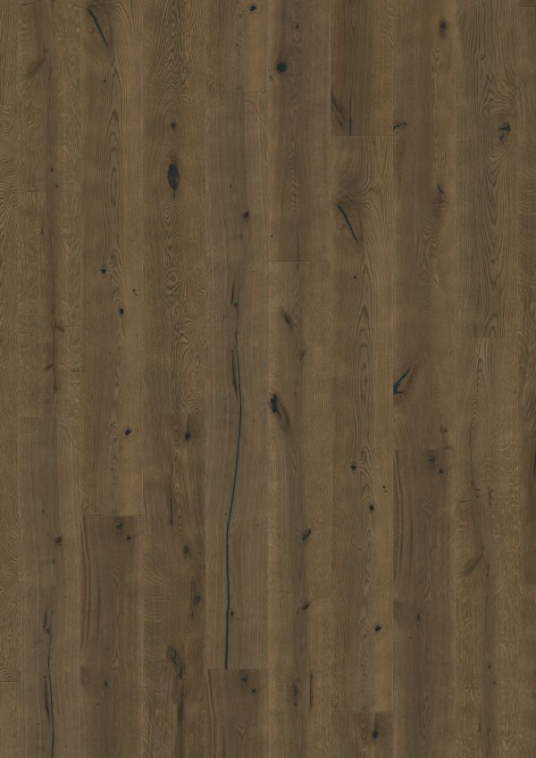 Trīsslāņu parkets Quick-Step Massimo Dark chocolate oak extra matt oiled MAS3564S