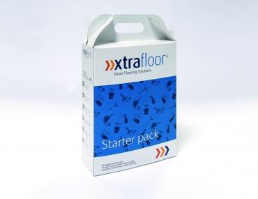 Vinila grīdu uzturēšanas komplekts Xtrafloor Starter Kit