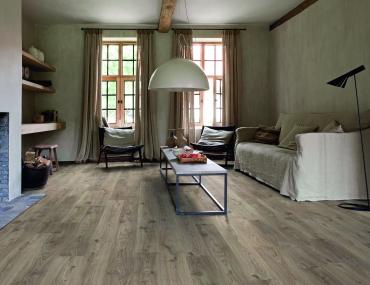 Vinila grīda Quick-Step Balance click Cottage oak brown grey BACL40026