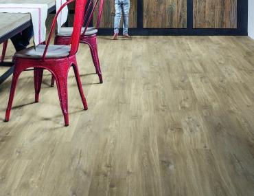 Vinila grīda Quick-Step Balance click Canyon oak light brown saw cut BACL40031