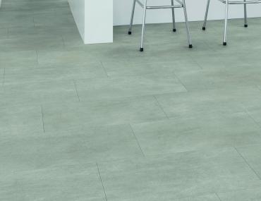 Vinila grīda Quick-Step Ambient click Warm grey concrete AMCL40050