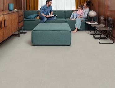 Vinila grīda Quick-Step Ambient click Vibrant Sand AMCL40137