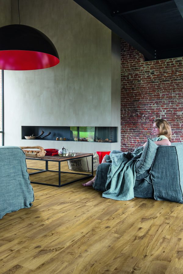 Vinila grīda Quick-Step Balance click Vintage chestnut natural BACL40029