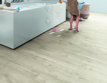 Vinila grīda Quick-Step Balance click Canyon oak beige BACL40038