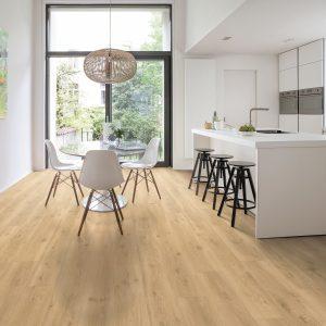 Vinila grīda Quick-Step Balance click Drift Oak beige BACL40018