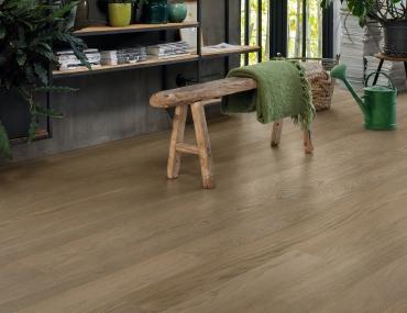 Trīsslāņu parkets Quick-Step Castello Vivid grey oak extra matt CAS5107S
